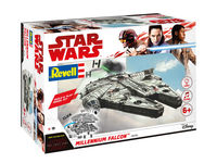 Star War Millenium Falcon - Build & Play Model Kit - Image 1