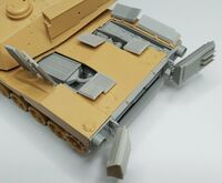 M1A2 Abrams 3 in 1 for Tamiya - Image 1