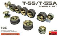 T-55/T-55A wheels set - Image 1