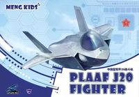 PLAAF J20 Fighter