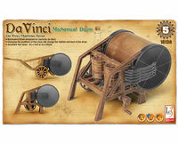 Da Vinci Mechanical Drum