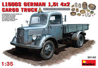 MB 1500S German 1,5t Cargo Truck