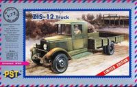 Soviet truck ZiS-12 (Limited Edition)