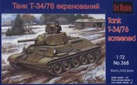 Soviet T-34/76 (early version) screened