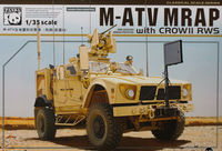 M-ATV with CROW II RWS