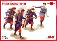 FRENCH INFANTRY 1914 - Image 1