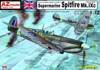 Supermarine Spitfire Mk.IXc ,,Early tails