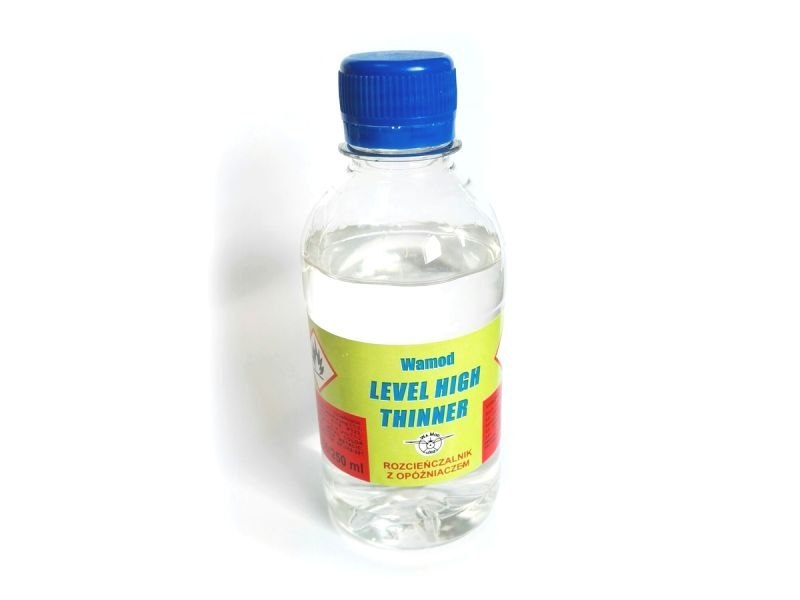 Level High Thinner 125ml - Image 1