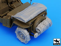 US Jeep accessories set for Tamiya - Image 1