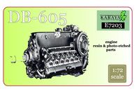 DB-605 engine – resin + PE - Image 1