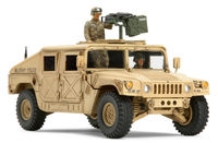 U.S. Modern 4x4 Utility Vehicle with Grenade Launcher