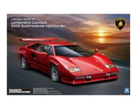 LAMBORGHINI COUNTACH 5000 QUATTROVALVOLE INJECTION Ver(Overseas)
