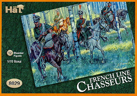 Napoleonic French Chasseurs - Image 1