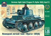 German light tank Pz.Kpfw 38(t) Ausf G - Image 1