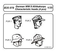 German WW II Afrikakorps - Image 1