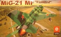 Mikoyan-Guriewicz Mig-21 MF Fishbed