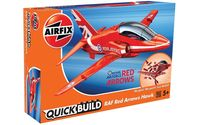 Quickbuild Red Arrow Hawk - Image 1