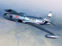 Lockheed RF-80A over Korea - Image 1