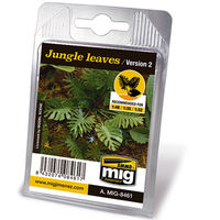 JUNGLE LEAVES (VERSION 2) - Image 1